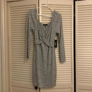 Lulu's Long Sleeve Dress BNWT